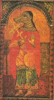 1. Άγιος Χριστόφορος ο Κυνοκέφαλος:
