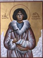 2. Άγιος Πέτρος ο Εσκιμώος (Αλεούτιος)